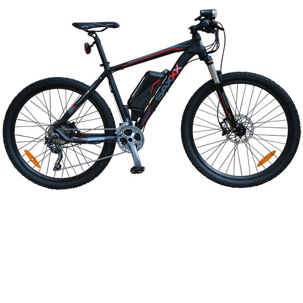 Electric Bicycle - Mountain Bike Everest