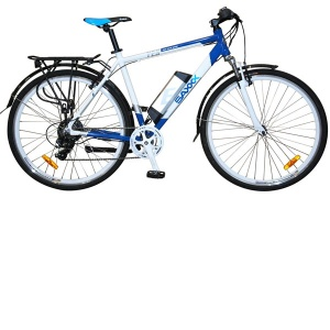 Saxxx Yes Electric Bicycle